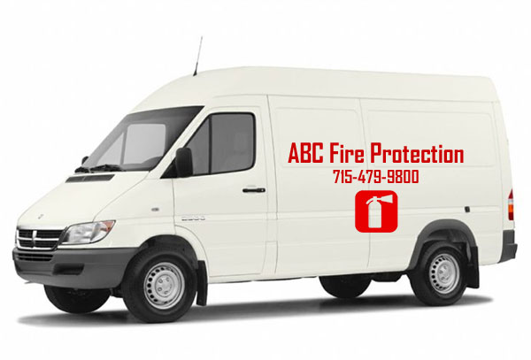 ABC's Fully Equipped Service Van
